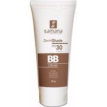 Derm Shade Marfim Fps 30 Bb Cream 60g Samana