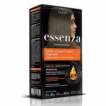 Kit Creme Alisante Essenza Forte Geléia Real 80g