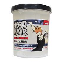 Gel Cola Hard Hair 1kg, Caixa Fechada, Gel Cabelos, Fixar