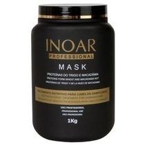 Inoar Tratamento Capilar Máscara 1kg + Brinde Grátis