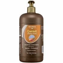 Shampoo Hidratante Queravit Bio Extratus 1 Litro C/ Válvula