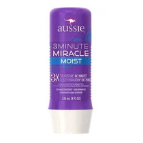 Aussie Moist 3 Minute Miracle Deeep Conditioner 236 Ml Eua