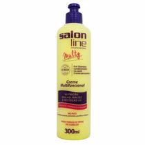 Creme Multifuncional Salon Line Multy 4 Em 1- 300ml