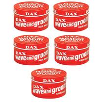 Cera Pasta Dax Wave & Groom 5 Latas