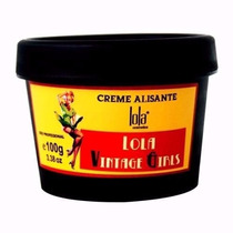 Hair Bo-tt-ox Creme Alisante Vintage Lola 100g