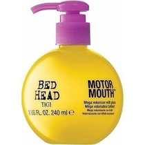 Tigi Bed Head Motor Mouth Mega Volume Com Gloss Unisex 240ml