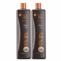 Vip Argan Oil Escova Progressiva 2x1litro