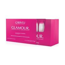 Cadiveu Ampola Glamour Rubi Reconstrutor 10x15ml