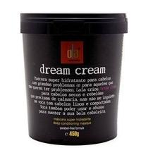 Lola Cosmeticos Máscara Super Hidratante Dream Cream 450g