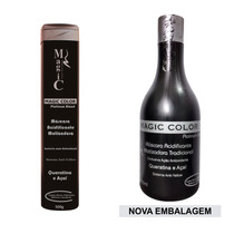 Magic Color Desamarelador + Brinde Óleo De Argan