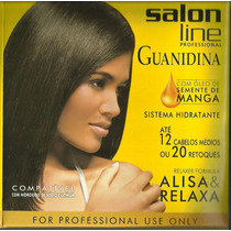 Alisante Guanidina Profissional Salon Line - 1,8 Kg-manga