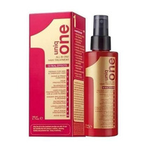 10 Unds Uniq One Revlon Hair Treatment 10 Em 1 - 150ml