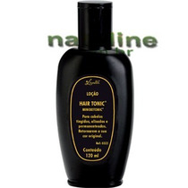 Loção Escurecedora Minoxitonic Hair Tonic 120ml 3 Unidades