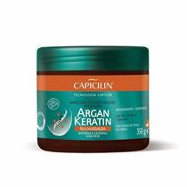 Creme De Tratamento Intensivo Capicilin Argan Keratin 350g