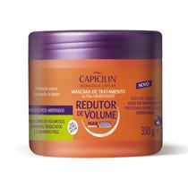 Creme De Tratamento Capicilin Redutor De Volume 350g