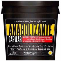Anabolizante Capilar Tratamento Profundo Natumaxx 1.kg