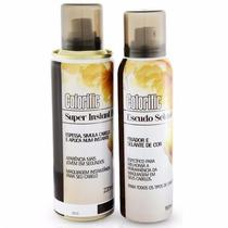 Spray Instant Hair Colorific Preto - Maquiagem Para Calvície