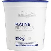 Loréal Profissional Pó Descolorante Platine Precision 500g