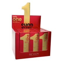 36 Uniq One Revlon Hair Treatment 10 Em 1 - Na Caixa De 12