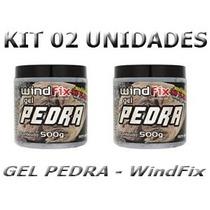 Gel Pedra Wind Fix 02 Unid (500g)