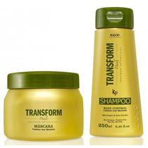 Kaedo Transform Shampoo E Máscara Pós-química Wave Contro...