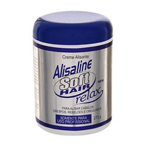 Creme Alisante Alisaline Relax 270g Soft Hair