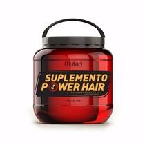 Suplemento Capilar Power Hair Mutari Anabolizante 1,7 Kg