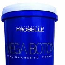 Botox Mega Probelle Alisamento Realinhamento Termico Força