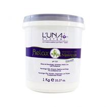 Hidróxido De Sódio Nano Argan Força Super Luna Relax 1kg