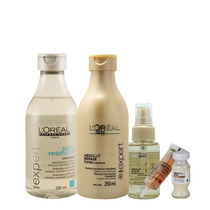 Loreal Cauterização Absolut Repair Lipidium Kit Molecular