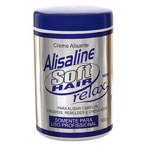 Creme Alisante Alisaline Relax 500 G Soft Hair