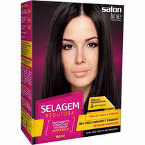 Kit C/2 Selagem Redutora Salon Line