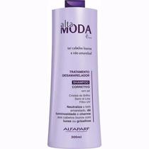 Shampoo Alfaparf Desamarelador Matizador 300ml