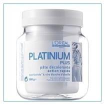Loreal Platinium Plus Descolorante 500g