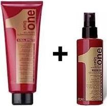 Uniq One Revlon Kit Shampoo 350ml+leave In 150ml - Kit Uniq