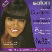 Alisante Guanidina Profissional Salon Line - 1,8 Kg