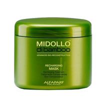 Máscara Recharging Midollo Di Bamboo Alfaparf - 500 Ml