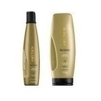 Kit Shampoo + Mascara Blond System Desamarelador Aneethun