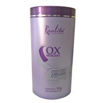 Máscara Hidratante C/ Óleo De Argan Realitá Ox - 1kg.