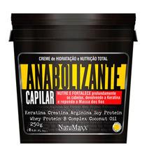 Anabolizante Capilar Máscara Nutrição Poderosa Natumaxx 250g