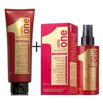 Kit Uniq One - Shampoo 350 Ml + Uniq One Leav In 150 Ml