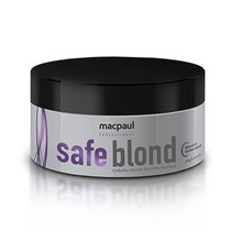 Mascara Matizadora Safe Blond - Macpaul