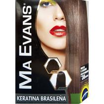 Kit Ma Evans Keratina Brasileira * Oferta