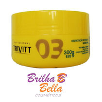 Hidratação Intensiva 300g - Trivitt - Itallian Hair