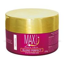 Soft Hair - Max Beauty Máscara Blond Perfect - 250g