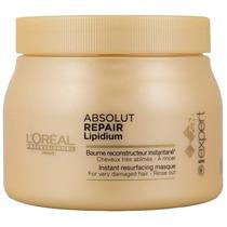 Loréal Absolut Repair Lipidium Máscara Reparadora 500 Ml