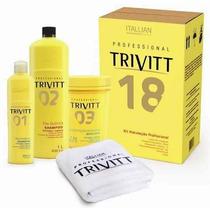 Trivitt Profissional Hidratação Intensiva 3 Itens