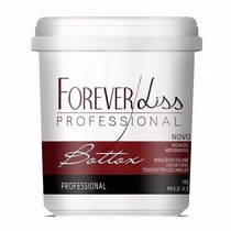 Forever Liss Máscara Botox Capilar Argan Oil - 1000gr