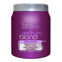 Forever Liss Platinum Blond Botox Matizador 1kg - Promoção