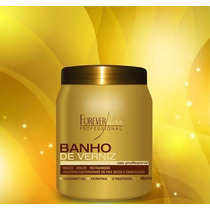 Banho Verniz - Hidratacao Profunda - 1kg #otimo Produto